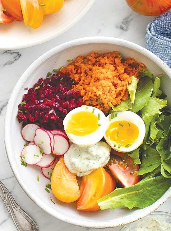 Farmers Market Breakfast Bowls