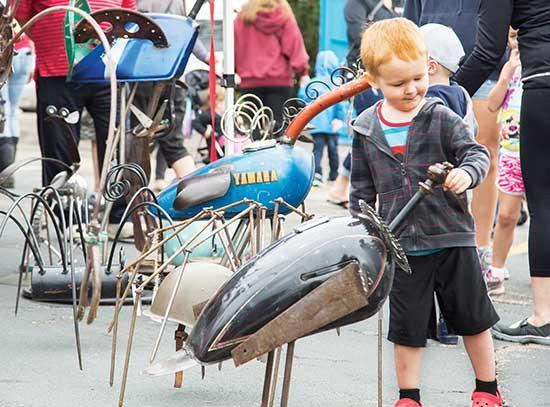 "The Buffalo Area Chamber of Commerce is moving ahead with one of Buffalo's traditional summer events! The 37th Annual Arts and Craft Festival is Saturday, Aug. 15 from 9 a.m. to 3:30 p.m.""It will look a little different this year due to the COVID..."