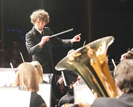 """Christmastime is here, and that calls for some musical celebration! The Buffalo Community Orchestra, along with the Wright County Chamber Chorus and wRight Ringers Community Handbell Ensamble will perform their annual holiday concert, """"Holiday for..."""