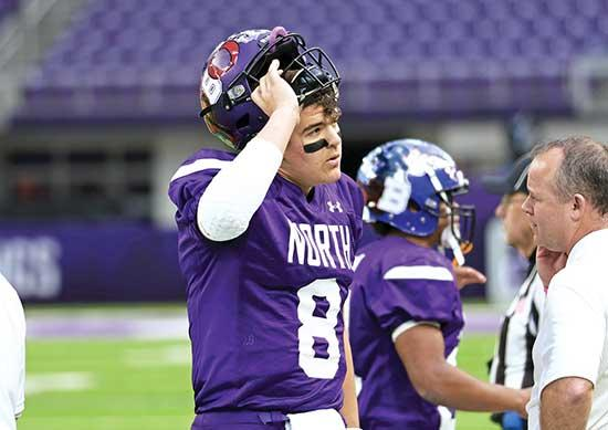 Senior quarterback Aidan Bouman is used to representing the color purple.Bouman re-wrote nearly every career passing record in his four-year stint at Buffalo. Last Saturday, he had one last chance to represent Buffalo as the starting quarterback...