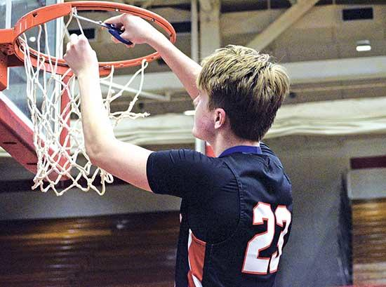 When sizing up the field of this year's Class 3A boys' basketball state tournament, seven of the eight teams proved all season they belong.That left one remaining team that most would say didn't, but don't tell that to Monticello Head Coach Jason...