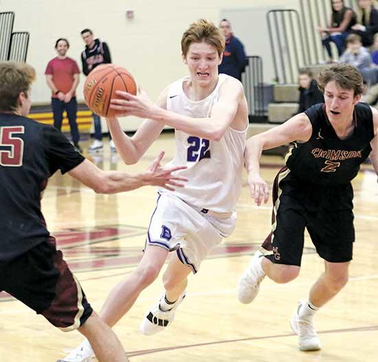 Scoring 1,000 points isn't uncommon in high school basketball. Scoring 1,000 points as a junior is.Needing 10 points to reach 1,000 in his career, Buffalo junior Matt Willert's milestone score came in patent fashion – a fadeaway three pointer....