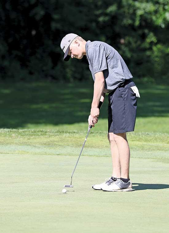 John Russett was in eighth grade when he first stepped foot on Bunker Hills Golf Course in Coon Rapids.Russett had just finishing his eighth grade school year. Older brother Tom was a sophomore for the Buffalo boys' golf team, which qualified for...