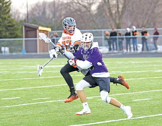 At the conclusion of Monday's 10-5 season-opening road defeat at Delano, Buffalo boys' lacrosse Head Coach Joey Hartfiel couldn't help but crack a small joke.Delano's 10th goal with 54.5 seconds remaining in the game was actually an own goal,...
