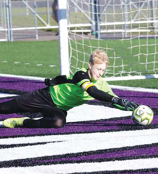 Hiers ranks among state's best keepers Wyatt Hiers knows a thing or two about playing under pressure – especially when you're the starting goalkeeper for the Buffalo boys' soccer team.The Bison have struggled mightily in their two seasons thus...