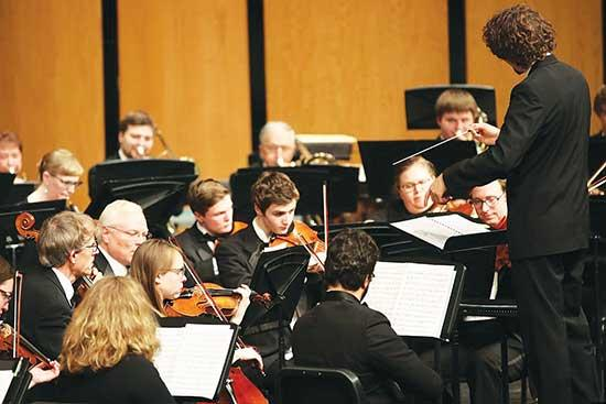 "The Buffalo Community Orchestra will perform their annual March concert, ""Rhapsody!"" on Saturday, March 2.  They will travel to the Cokato area for a special repeat performance on Sunday, March 10.  The concert will feature a catchy assortment of..."
