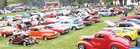 The threat of rain didn't hinder Wright County car enthusiasts on Saturday, September 7, as owners, collectors, spectators, and competitors made their way to Buffalo's very own Sturges Park overlooking Buffalo Lake.An annual event hosted by Morrie'...