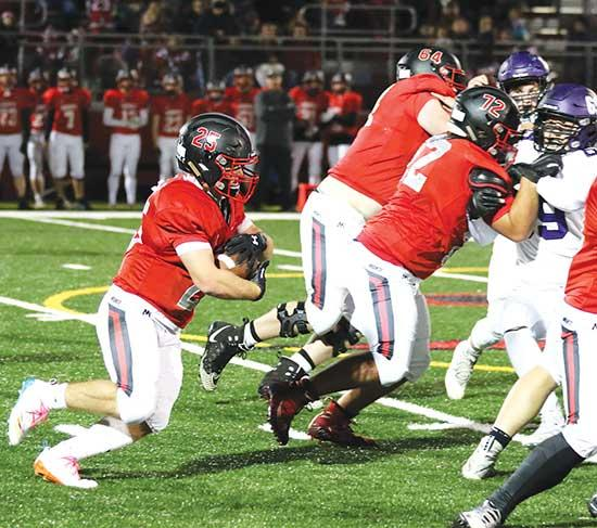 If there's one common denominator to a 2-4 season thus far for the Buffalo football team, look no further than the first quarter.In all six games, slow starts have resulted in catch-up football.Last Friday's game at Monticello was no different,...