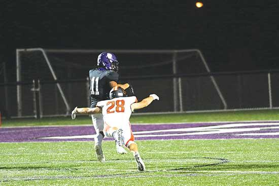 Buffalo has no answers for Moorhead's first-stringers The hometown fans at Bison Field West have been spoiled the past four seasons watching a left-handed quarterback light up the scoreboard.Last Friday's season opener was dominated by another...