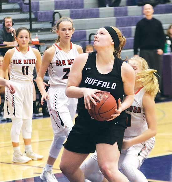 "It's only December, but two key losses have already made a huge impact on February.A 51-43 home defeat last Thursday to Elk River dropped the Bison's record to 1-3 overall, more importantly, 0-2 in section games.""Of course it hurts. These are..."