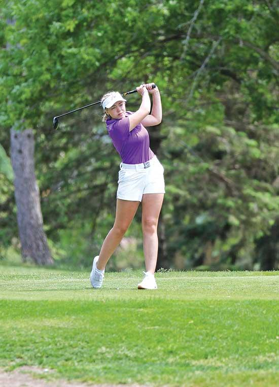 "Sofia Morin summed up her performance best when asked about her two-day score of 165 at last week's Class 3A girls' state golf tournament at Bunker Hills in Coon Rapids.""My short game fell a little short,"" said Morin, who shot an opening-round..."