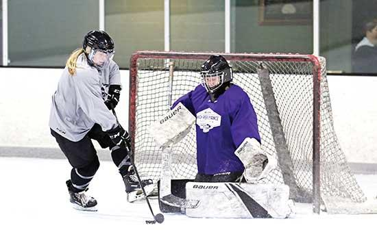 The competition will be fast and furious this winter for the Buffalo girls' hockey team.With the move from the Mississippi 8 to the Lake Conference, this year's schedule will present challenges that no other Bison team in the past has seen.Among...