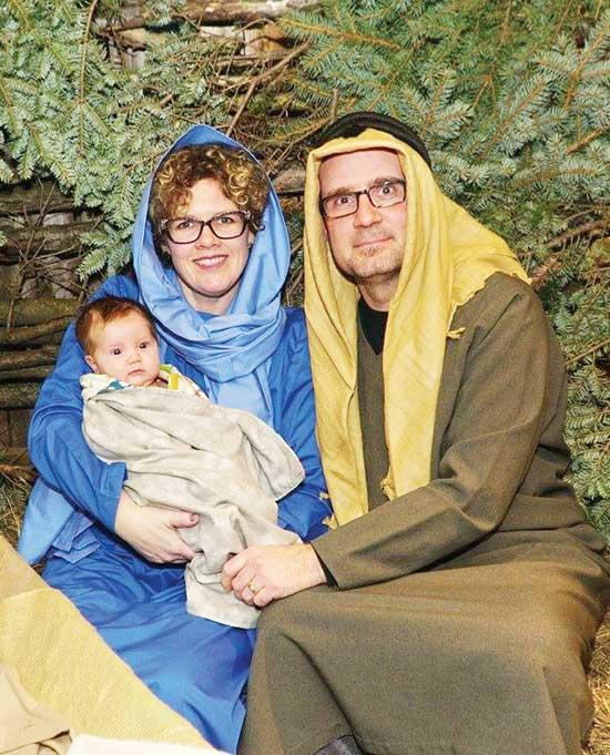 On December 15 and 16, see the Christmas story come to life at Buffalo Covenant Church! From 5 to 7 p.m., there will be a Living Nativity present to take you on an interactive, walk-through journey that is sure to make you smile. Character...
