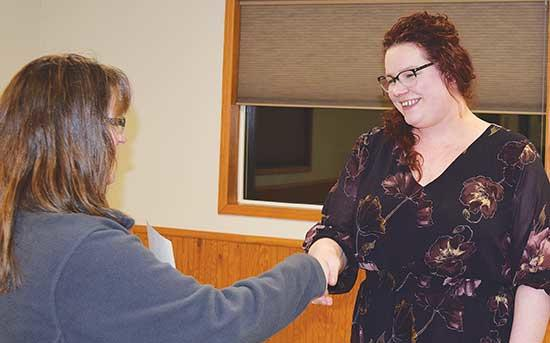 After an expected positive performance review later this month, Montrose City Clerk-Treasurer Deb Boelter will receive a raise in salary.The Montrose City Council decided the increase to $37 per hour was appropriate at the regular city council...