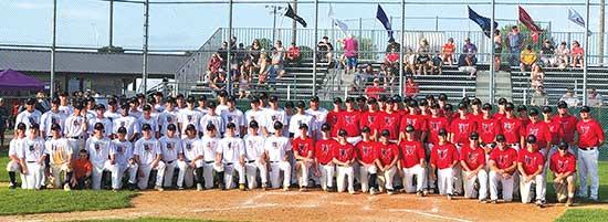 Soeffker whirls nine-inning gemRund's RBI single lifts Soeffker, Bison to extra-innings winOn a night to honor and celebrate the local heroes that have served, and who are currently serving our country, it was an incoming sophomore pitcher that...