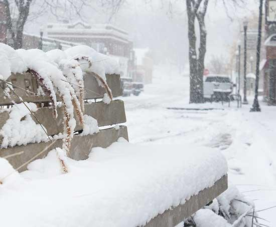 Minnesota was hit with an unexpected snowstorm on Tuesday, Oct. 20. With the estimated accumulation around 2-4 inches, the snow quickly began falling in Buffalo in the mid-morning, and continued on until the evening. Kare11 reported Buffalo's...