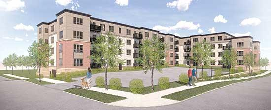 A four-story, 60-unit apartment building will now be built on the corner of 1st Avenue NW and 3rd Street NW, the former site of the St. Francis Xavier School, land now owned by the City of Buffalo.The Buffalo City Council on Monday, July 15,...