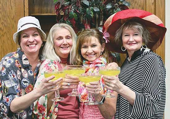 """In """"The Savannah Sipping Society,"""" a delightful, laugh-a-minute comedy from the writing team of Hope/Jones/Wooten (""""The Golden Girls,"""" """"The Dixie Swim Club"""") four unique, Southern women drawn together by Fate—and an impromptu happy hour—decide it's..."""