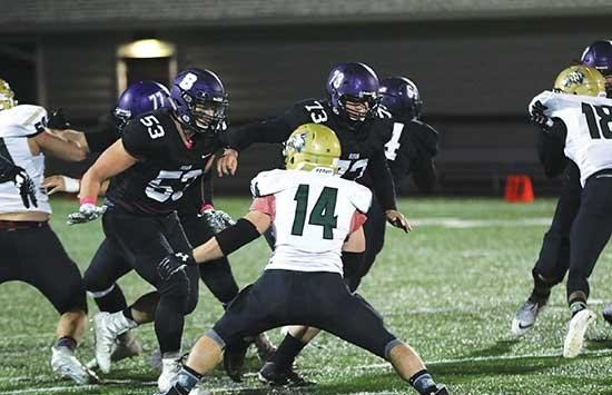 Believe it or not, sushi is what drives the Buffalo offense these days – ask senior tackle Hunter Poncius.In a promise set out at the beginning of the season, junior quarterback Aidan Bouman promised his offensive line that he would buy a sushi...