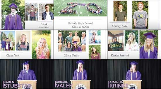 Buffalo High School originally planned an in-person graduation ceremony for Thursday, July 30. The day would have been split up into three different ceremonies, allowing for social distancing to take place. The night before, however, families and...