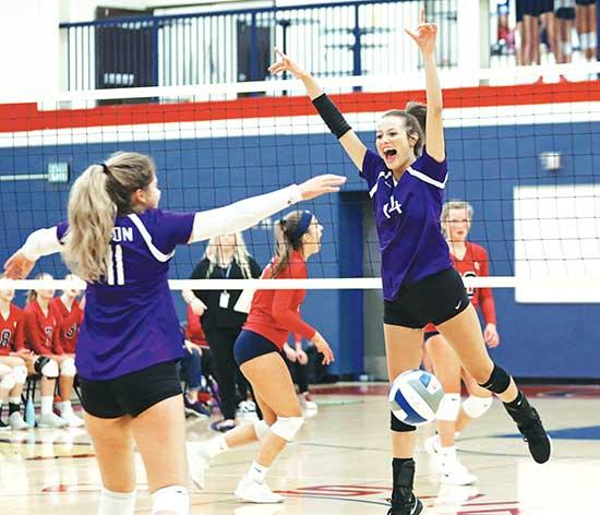 Rarely, does the visiting team use the crowd to its advantage.But that's what happened in last Thursday's 3-1 road victory for the Buffalo volleyball squad at Orono.With a student section that doubled in size over the home squad's, Buffalo used...