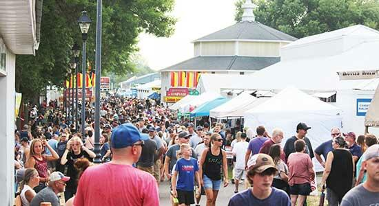 After a year without fair favorites, like the demolition derby, 4-H competitions, and carnival rides and food, crowds of people showed up for the 150th celebration of the Wright County Fair in Howard Lake. The Fair, which ran from July 21 – 25,...